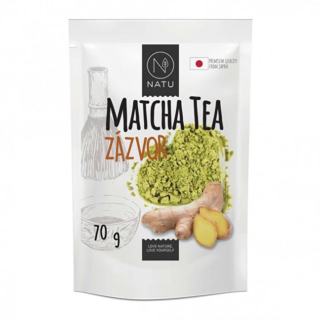 Zobrazit detail výrobku Natu Matcha tea BIO Premium Japan Zázvor 70 g