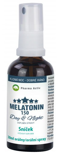 Melatonin 150 Day & Night spray 30 ml