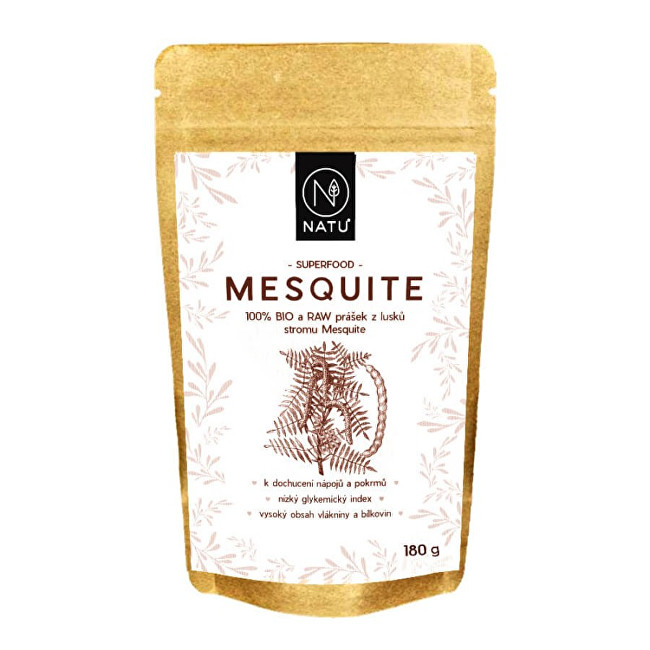Mesquite BIO prášek 180 g