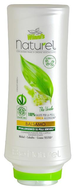 NATUREL Balsamo The Verde balzám na vlasy se zeleným čajem 250 ml