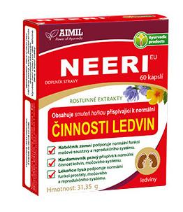 Zobrazit detail výrobku Aimil Pharmaceuticals NeeriEU 60 kapslí