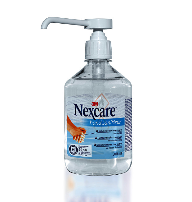 NexCare dezinfekční gel na ruce 500 ml