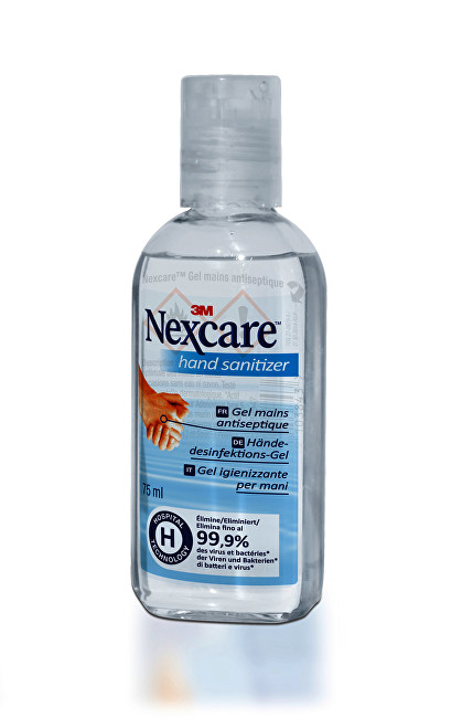3M FUTURO NexCare dezinfekční gel na ruce 75 ml