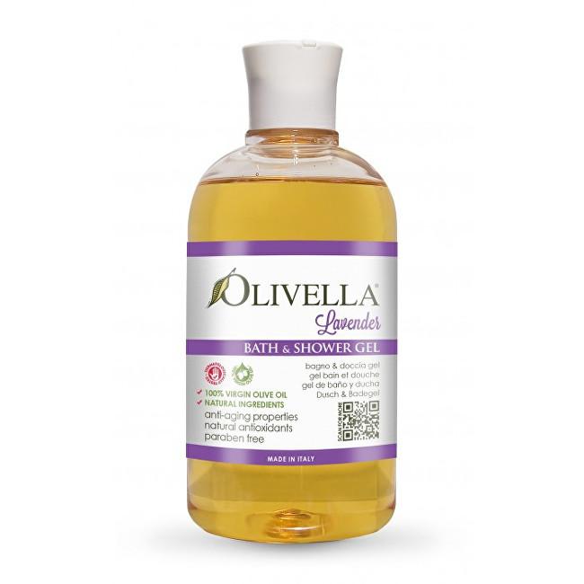 Sprchový gel s vůní levandule 500 ml