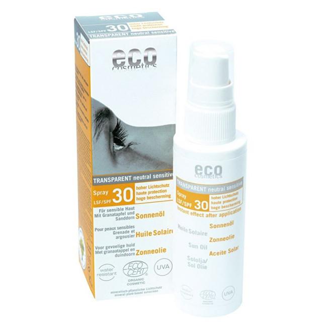 Zobrazit detail výrobku Eco Cosmetics Opalovací olej ve spreji SPF 30 BIO (50 ml)