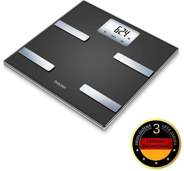 Zobrazit detail výrobku Beurer Osobní diagnostická váha BF 530