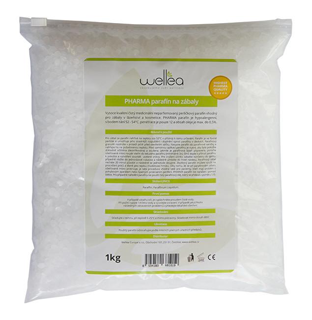 Zobrazit detail výrobku Pharma Parafín na zábaly perličky 52°C 1 kg