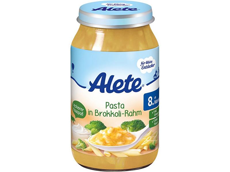 Zobrazit detail výrobku Alete Příkrm - Těstoviny s brokolicí a smetanou 220g