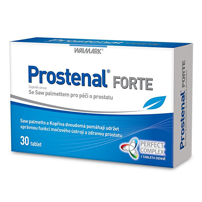 Zobrazit detail výrobku Walmark Prostenal Forte 30 tablet