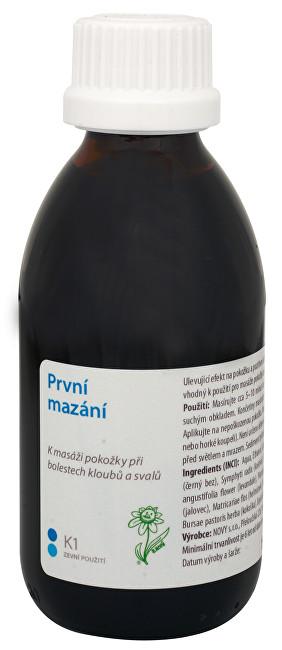 Zobrazit detail výrobku Dědek Kořenář První mazání K1 200 ml