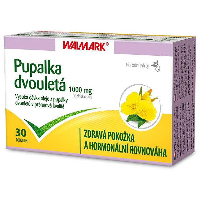Walmark Pupalka dvouletá 1000 mg 30 tob.