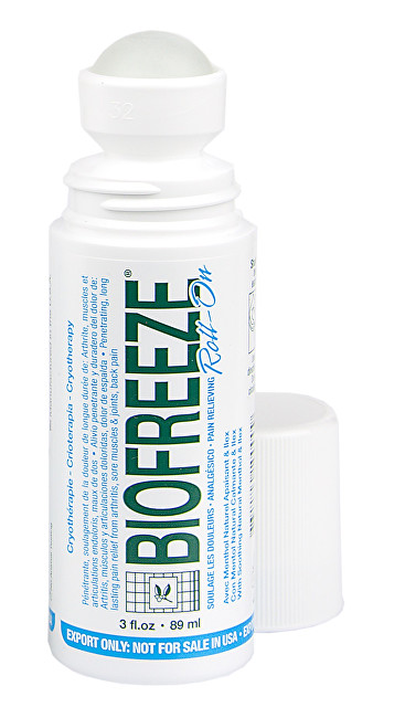 Biofreeze Roll-on na utíšenie bolesti 82 g