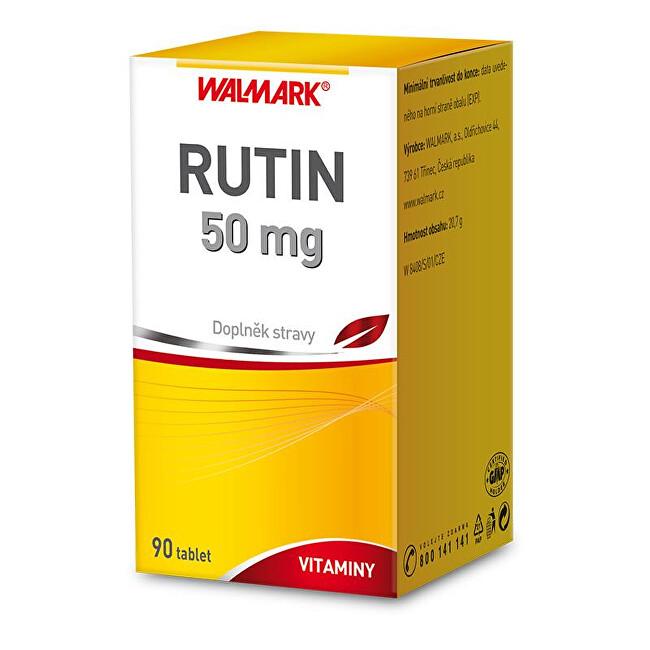 Zobrazit detail výrobku Walmark Rutin 50 mg 90 tbl.