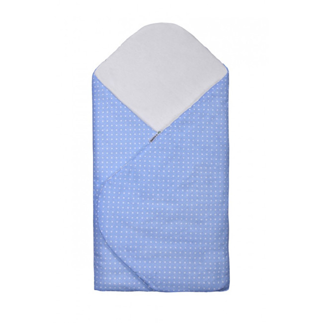 Zobrazit detail výrobku T-tomi Rychlozavinovačka 80 x 80 cm Modrá s puntíky