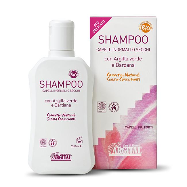 Zobrazit detail výrobku Argital Šampon na normální a suché vlasy s lopuchovým kořenem 250 ml
