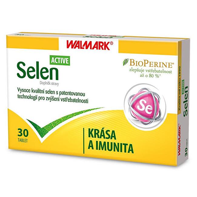 Zobrazit detail výrobku Walmark Selen Active 30 tbl.