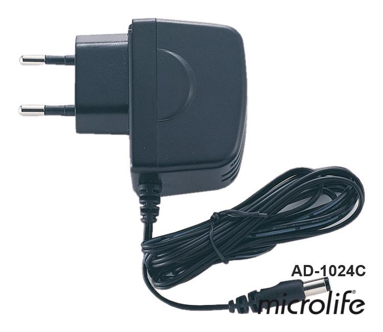 Zobrazit detail výrobku Microlife Síťový adaptér pro tlakoměry BP AD-1024C