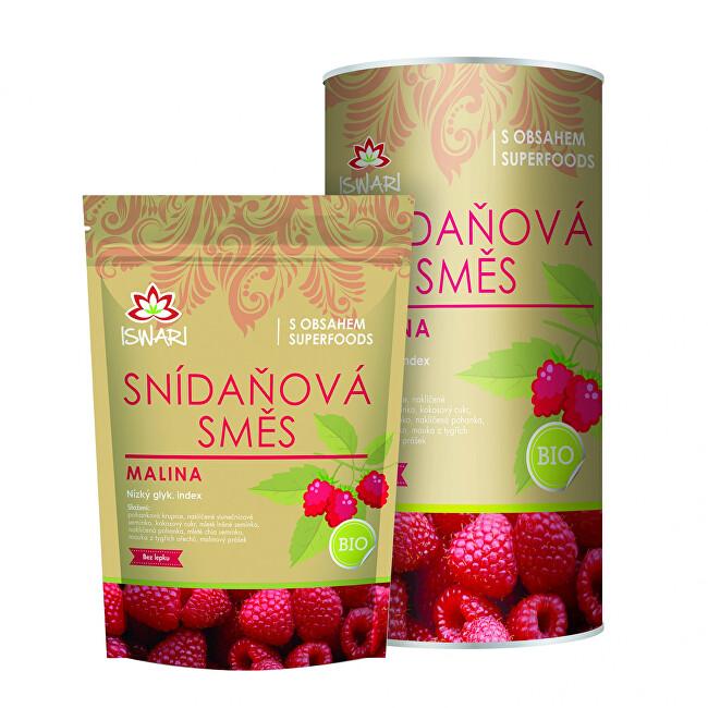 Zobrazit detail výrobku Iswari Snídaňová směs malina 3,2 KG - SLEVA - EXPIRACE