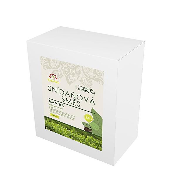 Zobrazit detail výrobku Iswari Bio snídaňová směs Matcha 3200 g