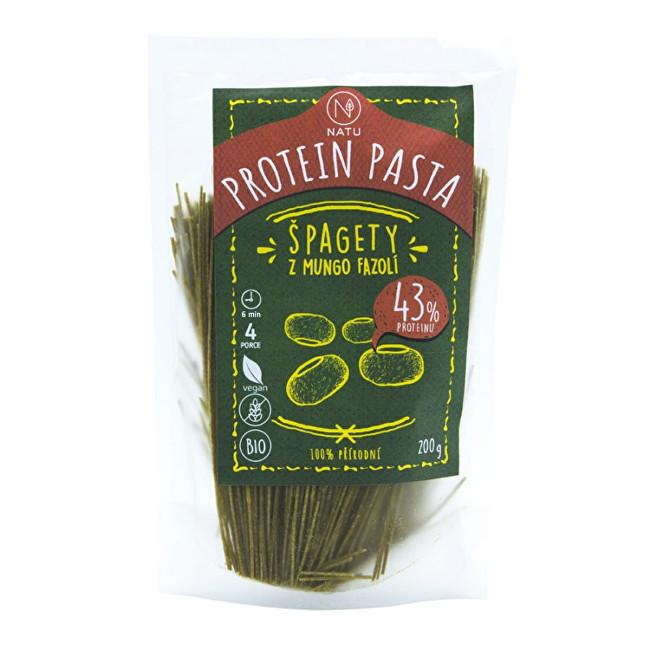 Natu Špagety z mungo fazolí BIO 200 g