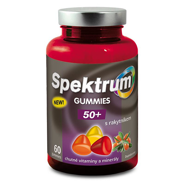 Walmark Spektrum Gummies 50+ 60 tablet