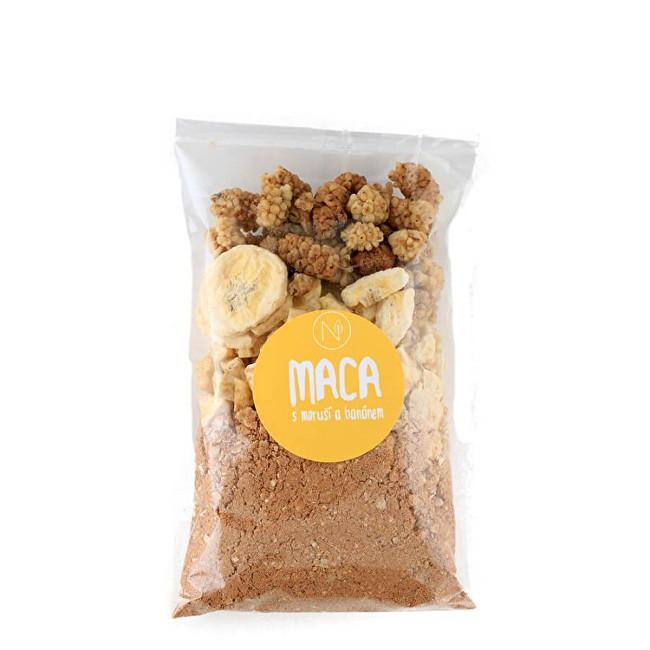 Zobrazit detail výrobku Natu Superkaše Maca s moruší a banánem 70 g