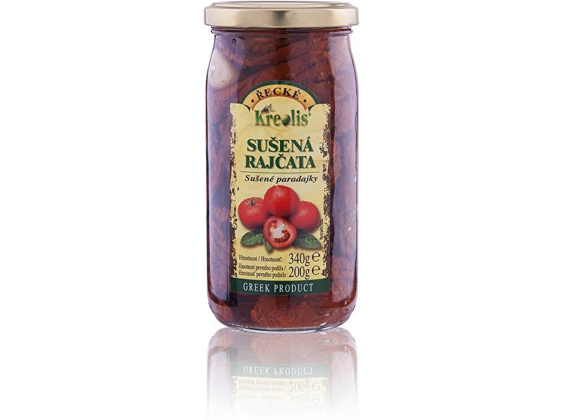 Zobrazit detail výrobku Kreolis Sušená rajčata Kreolis 340g