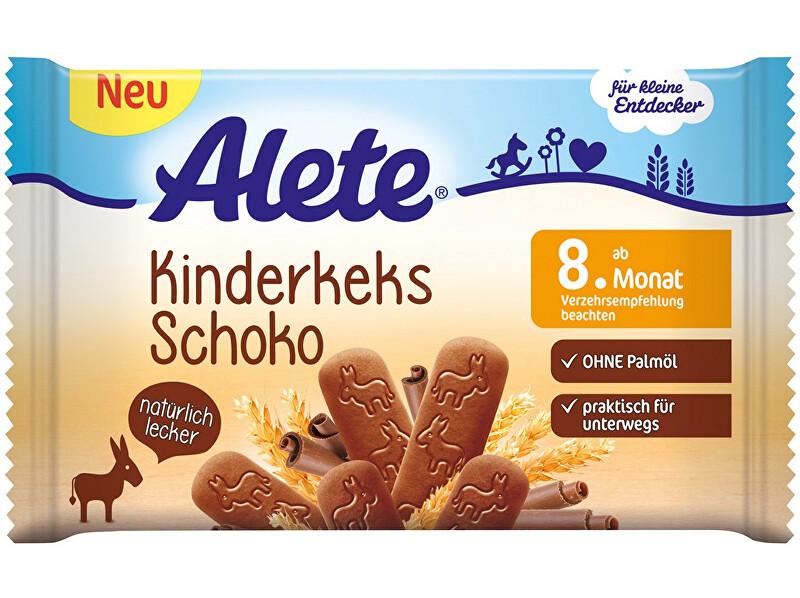 Zobrazit detail výrobku Alete Sušenky s kakaem 45 g