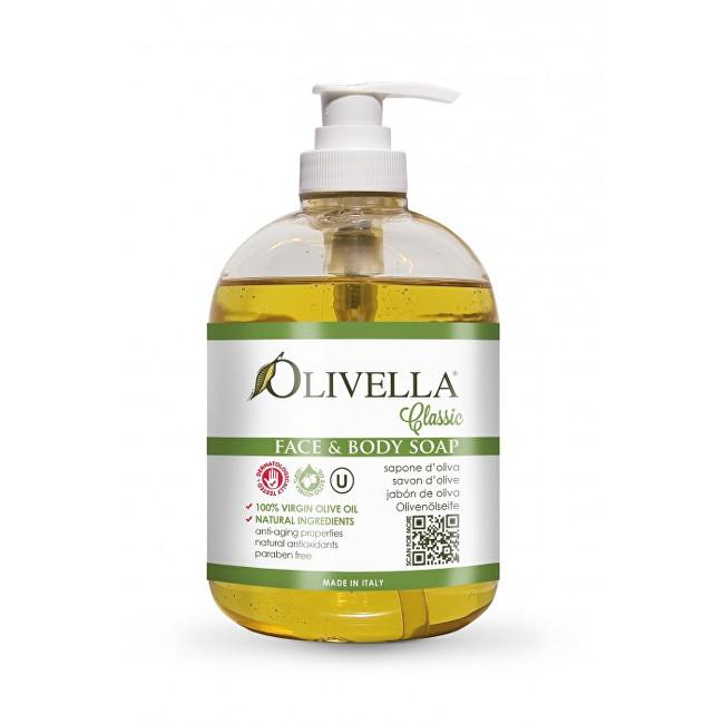 Olivella Tekuté mýdlo Classic 500 ml