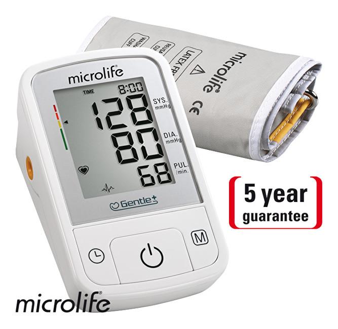 Zobrazit detail výrobku Microlife Tlakoměr BP A2 Basic digitální automatický