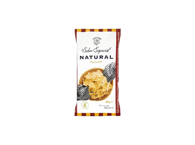 Zobrazit detail výrobku NUEVO PROGRESO Tortilla natural chips 120g