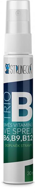 Trio B - kombinace vitaminů B6, B9, B12 30 ml