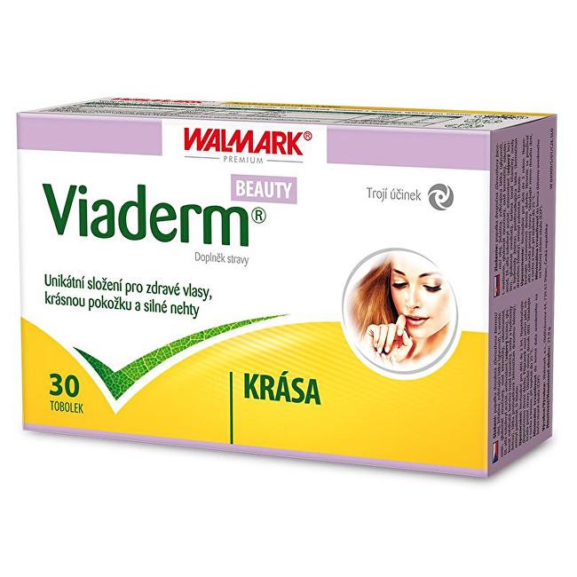 Zobrazit detail výrobku Walmark Viaderm Beauty 30 tob.