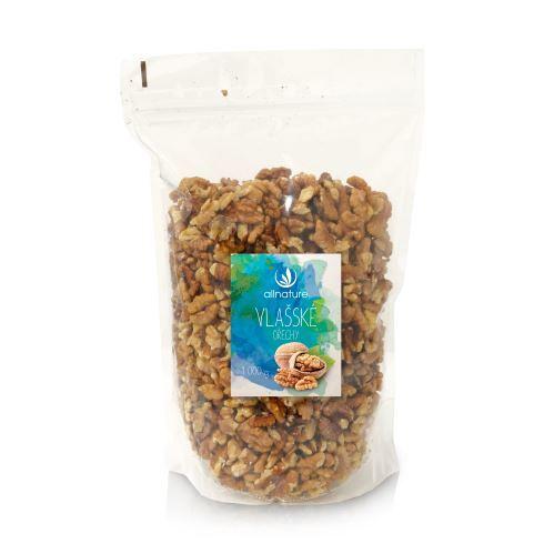 Allnature Vlašské ořechy 1000 g