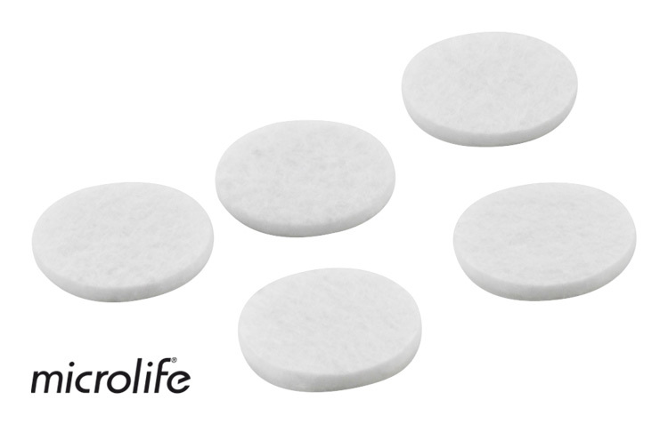Zobrazit detail výrobku Microlife Vzduchový filtr do inhalátorů NEB200/400 5 ks