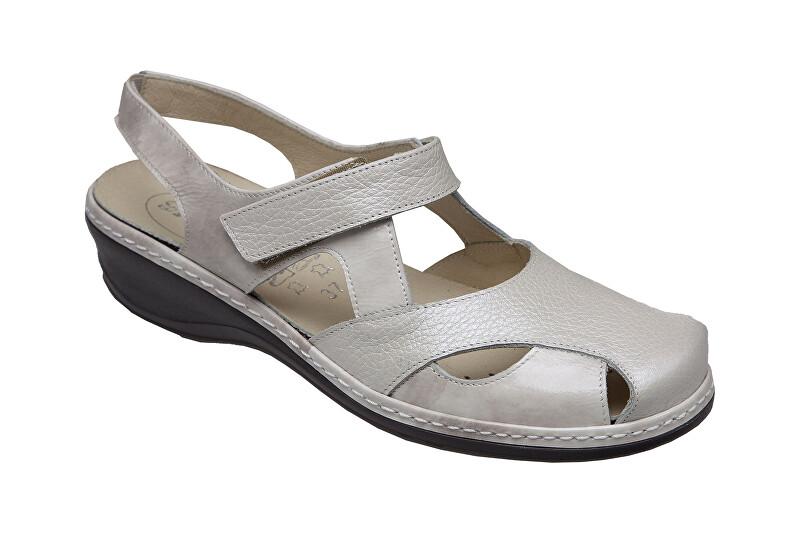 Zobrazit detail výrobku SANTÉ Zdravotní obuv dámská CS/943 Silver 38