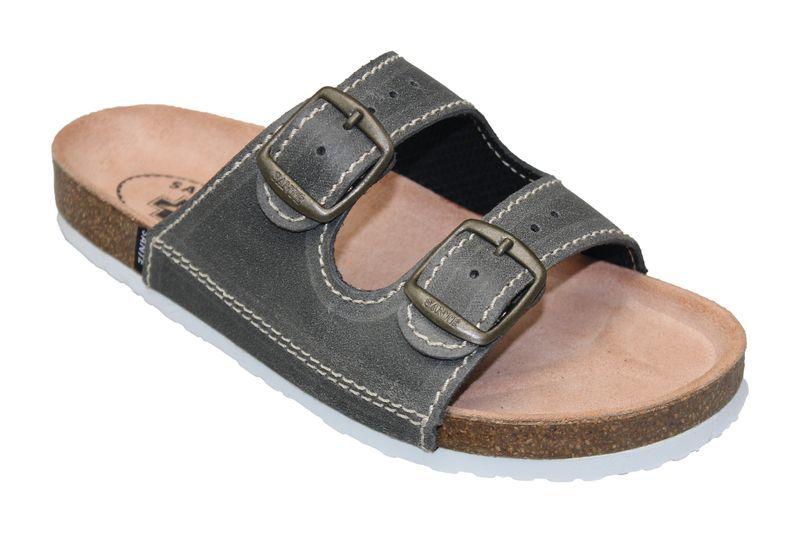 SANTÉ Zdravotní obuv dámská D/21/90/BP antracit 36