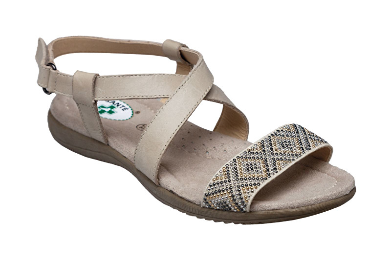 SANTÉ Zdravotní obuv dámská EKS/153-30 Beige vel. 38