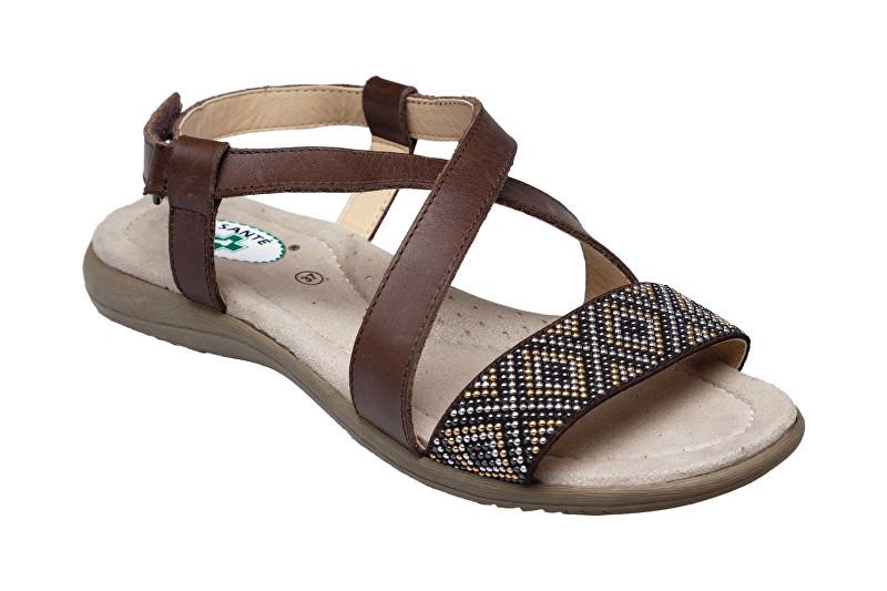 Zobrazit detail výrobku SANTÉ Zdravotní obuv dámská EKS/153-30 Brown 37