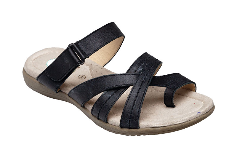 Zobrazit detail výrobku SANTÉ Zdravotní obuv dámská EKS/153-33 Black 42