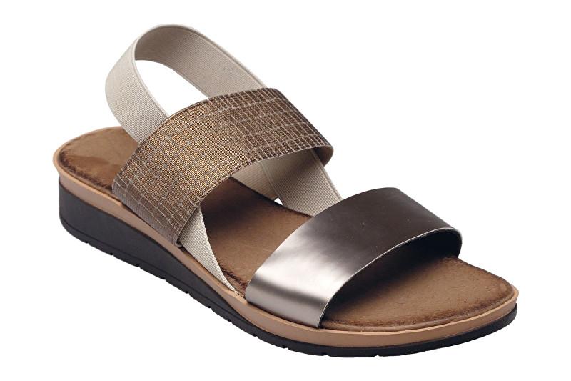 Zobrazit detail výrobku SANTÉ Zdravotní obuv dámská EKS/163-2 Bronz vel. 40