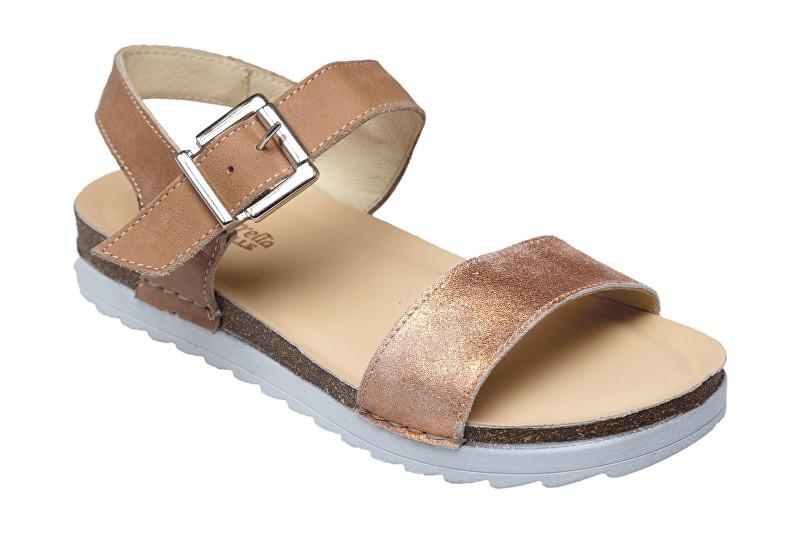 SANTÉ Zdravotní obuv dámská GI/08015 hnědá vel. 37