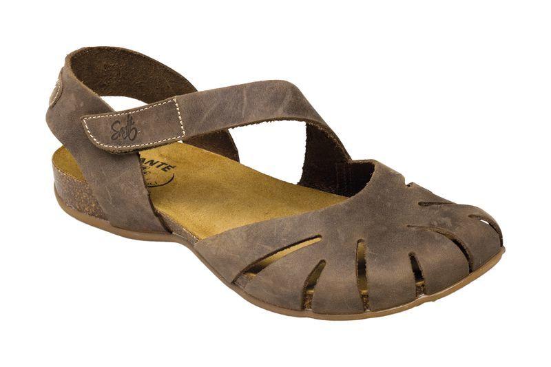 Zobrazit detail výrobku SANTÉ Zdravotní obuv dámská IB/4456 hnědá vel. 40