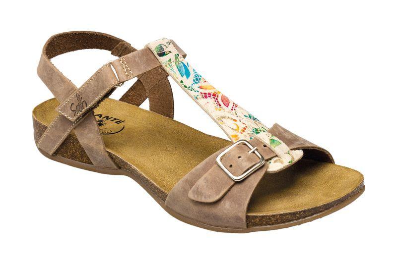 Zobrazit detail výrobku SANTÉ Zdravotní obuv dámská IB/4462 hnědá vel. 39