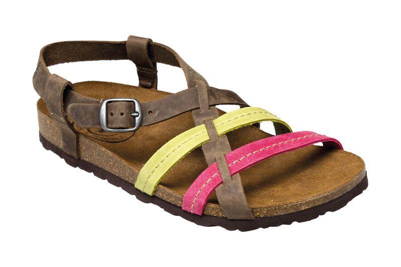 SANTÉ Zdravotní obuv dámská IB/7178 Color Mix vel. 35