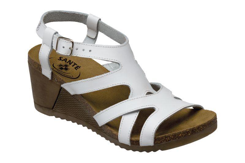 Zobrazit detail výrobku SANTÉ Zdravotní obuv dámská IB/8287 bílá 35