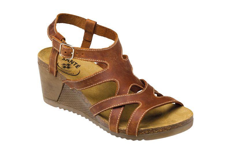 Zobrazit detail výrobku SANTÉ Zdravotní obuv dámská IB/8287 hnědá 35