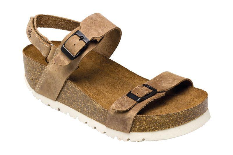 SANTÉ Zdravotní obuv dámská IB/8357 hnědá vel. 36
