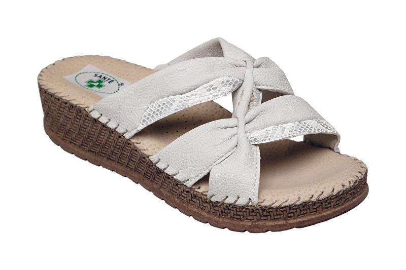 Zobrazit detail výrobku SANTÉ Zdravotní obuv dámská LI/36841 bílá vel. 36