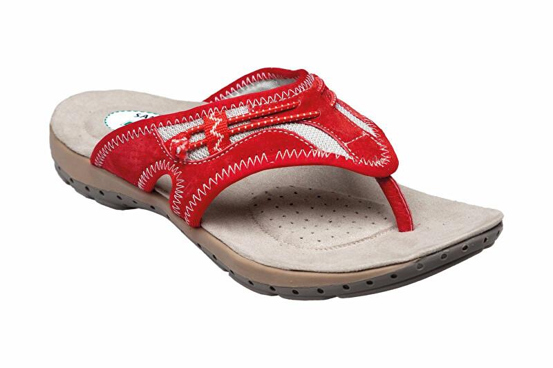 SANTÉ Zdravotná obuv dámska MDA / 157-11 Red vel. 39